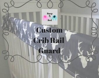 Custom Crib Rail Guard