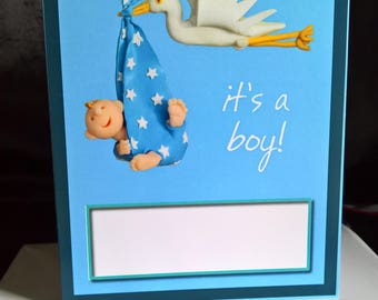 Baby Boy/Girl Special Occasion Greeting Card