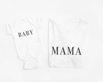 Mama & Baby Set