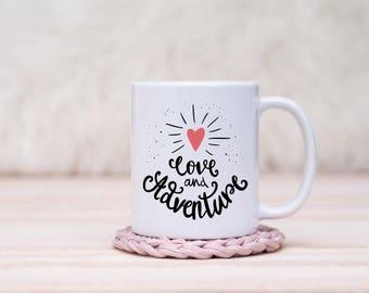 Love & Adventure Mug