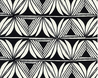 Pottery Black Santa Fe by Sarah Watts for Cotton + Steel