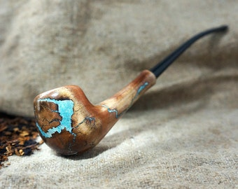 smoking pipe etsy