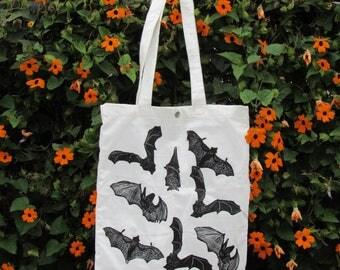 market bag bags linocuts