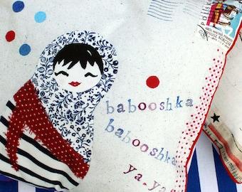Cushion Babooshka Ya-ya!