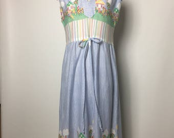 Vintage JODY T of CAlIFORNIA Dress