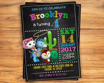 Sheriff Callie Invitation / Sheriff Callie Birthday / Sheriff Callie Party / Sheriff Callie Printable / Sheriff Callie Card / Sheriff Callie