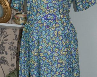 Richard Stump vintage dress size 14