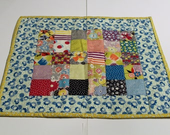 18 inch doll quilt