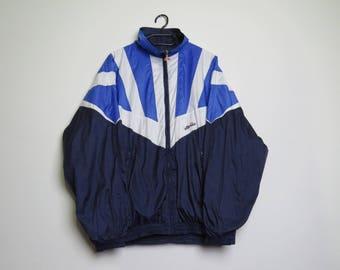 ELLESSE 90s Windbreaker Shell Jacket