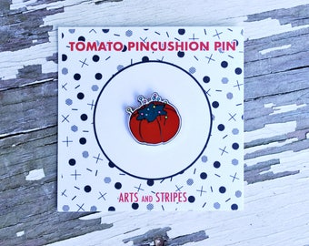 Tomato Pincushion - Pin