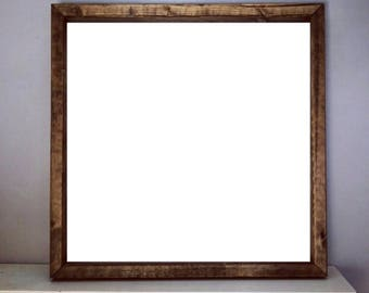 """12""""x 12"""" blank Framed sign, Framed wooden Sign for Crafting, Blank Framed wood sign, Create Your own Sign for Painting and Crafting,"""