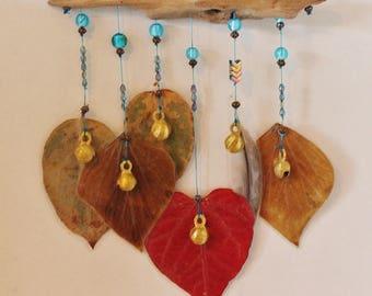 Fall Leaf Hanging #4