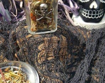 Samhain Blend- Ritual, Spirit, Invocation, Celebration, Halloween, Altar, Dead, Day of the Dead, Honor, Sabbat