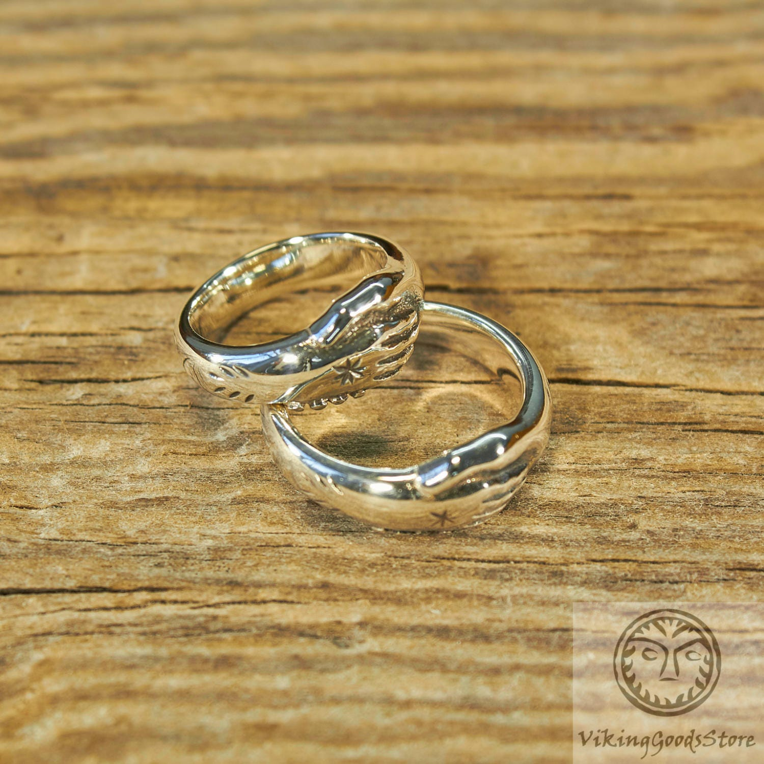 Roman Ring Wedding Clasped Hands Ancient Magic