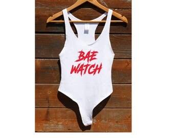 Bae Watch Bodysuit