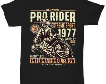Pro Rider Extreme Sport 1977 T-shirt