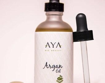 100% Organic and Pure Moroccan Argan Oil 4oz - 120 ML