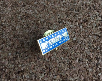 Centennial Olympic Games Pin
