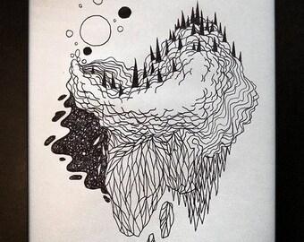 """Lucas Allen Cook """"Floating Rift"""""""