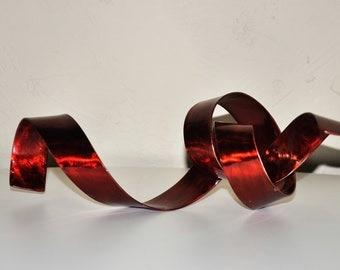 sculpture moderne en métal,art métal,déco métal,art contemporain