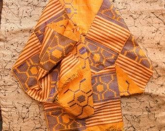 Blend kente Cloth scarf