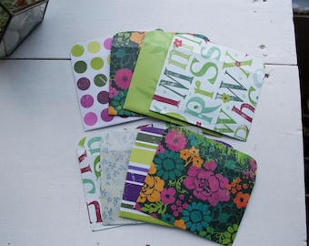 Handmade Envelopes (Set of 8)