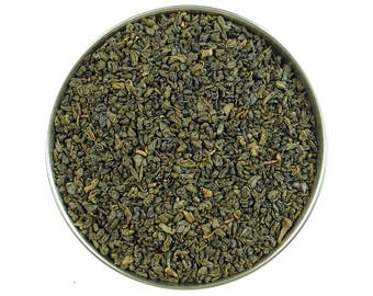 Gunpowder Tea - Temple of Heaven Green Tea - China Green Tea - Pure Green Tea Leaves (10g - 100g)
