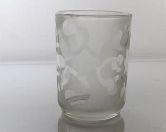 Demask Style Candle Holder