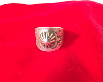 Sterling Silver Size 12 Ring