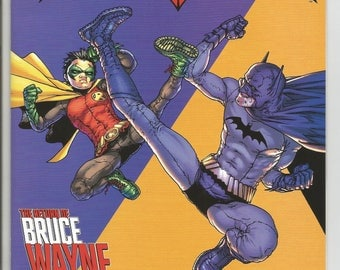 BATMAN AND ROBIN #12