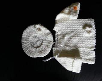 Handmade baby clothes made to order