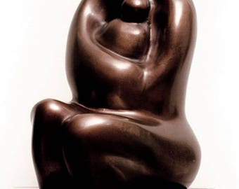 Motherhood Bronze Sculpture