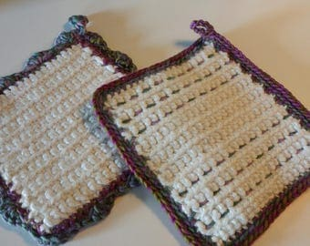 Mix Match Boho Pot Holders