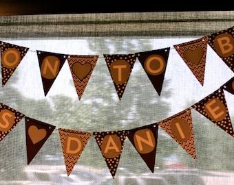 Bachelorette/Bridal Banners