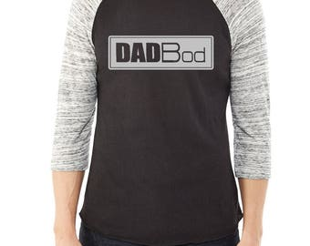 Dad Bod long sleeve tee because Dad Bod