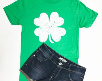 St. Patrick's Day Shirt. Lucky Shirt. Shamrock Shirt. Shenanigans Shirt. Luck of the Irish. St. Patty's Day. 18000 SHAMROCK