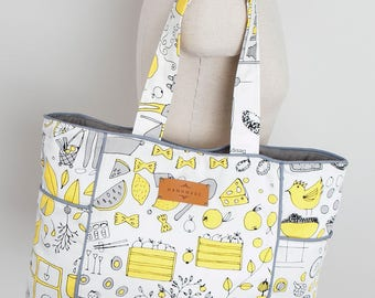 1232 Trixy Bag PDF Pattern