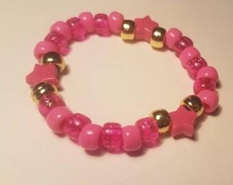 Pink kandi single
