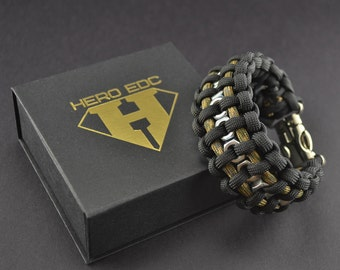 Hex Nut Bracelet
