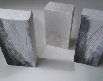 Plaster Art Sculptures
