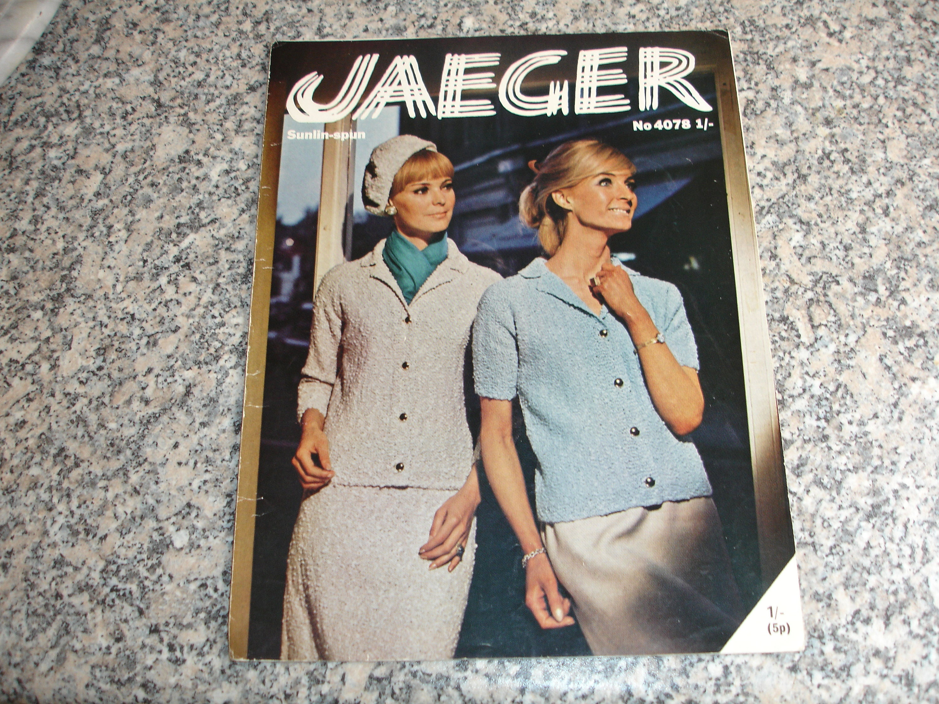 Vintage jaeger knitting pattern ladies suit jacket skirt beret vintage jaeger knitting pattern ladies suit jacket skirt beret bankloansurffo Images