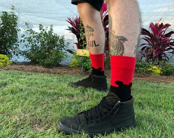 Mouse Club Socks