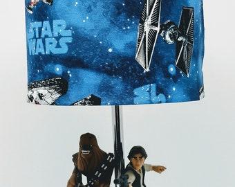 Han Solo Chewy Star Wars Lamp