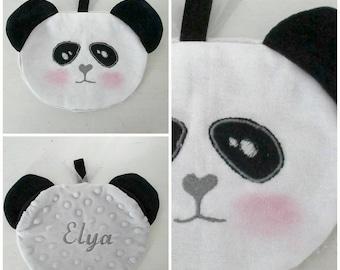 Flat taggy Panda customizable