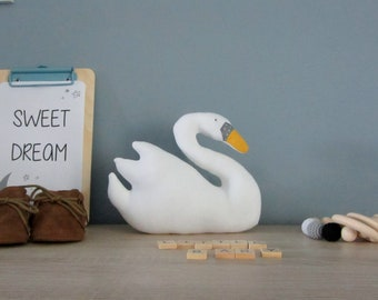 Swan collectible toy
