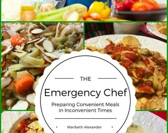 Emergency Chef: Preparing Convenient Meals in Inconvenient Times