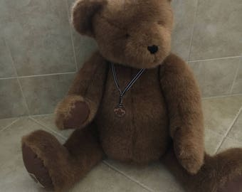 GIANT RARE  2002 Boyd's Bear with Movable Arms and Legs