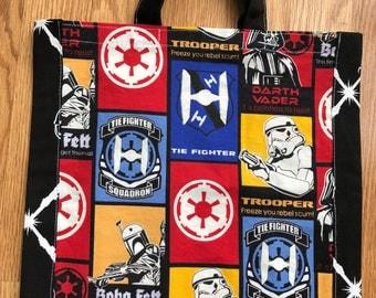 Storm Trooper Tote / Book bag