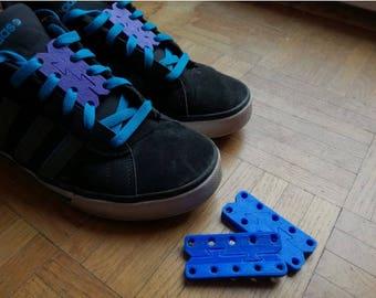 Easy tie laces