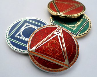 Holocron Duality Coin